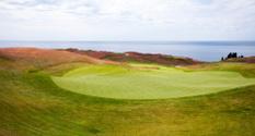 Golf Course on Lake Michigan