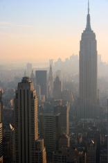 NY cityscape #2