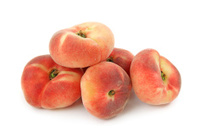 Saturn peaches