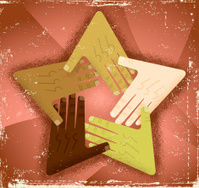Unity Star Hands