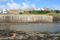Low tide in Robin Hood's Bay