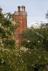 Old chimney stack