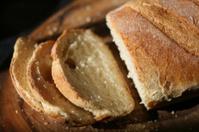 fresh, crusty bread