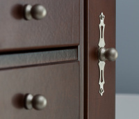 Knob on Jewellery Box