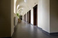 Sanitarium Corridor