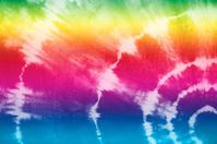 Rainbow Tie Dye Fabric