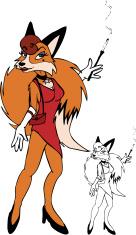 Foxy Starlet