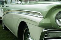 Classic American car.