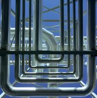 Gas Plant Geometry
