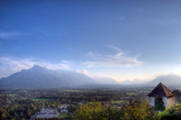 Idyllic Alps