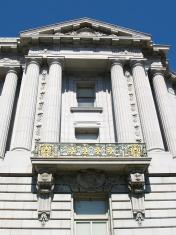 Греческий балкон стоковые фотографии - freeimages.com.