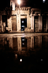backstreet reflection