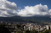 Caracas a los pies del Avila