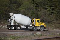 Cement truck