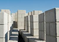 pillars of white