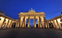 Brandenburg Gate wide