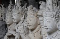 Sculptor's Workshop, Bali