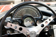 oldtimer cockpit