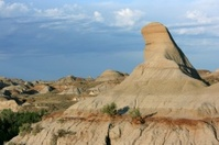 Dinosaur Provincial Park Badlands