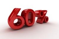 Sixty Percent
