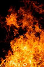 Hot Ignited Fire