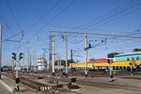 Railway station, Omsk