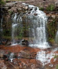 Pacheco Waterfall