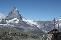 Matterhorn and Gornergrat Bahn electric railway