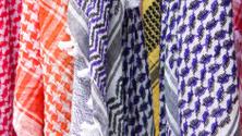 Palestinean shawls