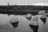 flood defence stone