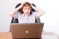 secretary computer crash