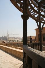 Cairo citadel Balcony