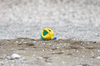 Beach Toy on the Sand