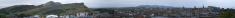 Edinburgh Dawn Panoramic.