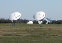 Large Satelite Dishes