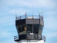 Joplin airport control tower