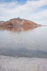 Salt Flats in spring