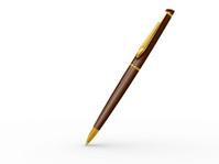Ballpoint pen.