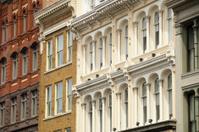 Victorian Row Houses