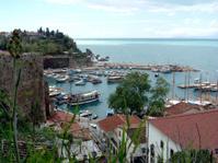 Old Habour Antalya Turkey