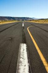 Desert Runway
