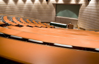 Empty Auditorium or Lecture Hall