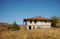 Lone Abandoned House