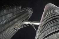 Kuala Lumpur, Petronas Twin Towers in Malaysia