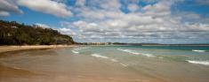 Little Cove Noosa Main Beach Panorama