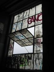 graffiti window