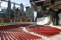 Concert venue in Chicago