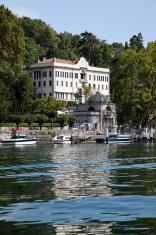 Villa Carlotta on Lake Como