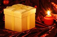 christmas present - gift pack