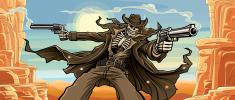 Undead Gunslinger: Mountain Pass Version
